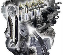 Renault 2.0 dCi motor