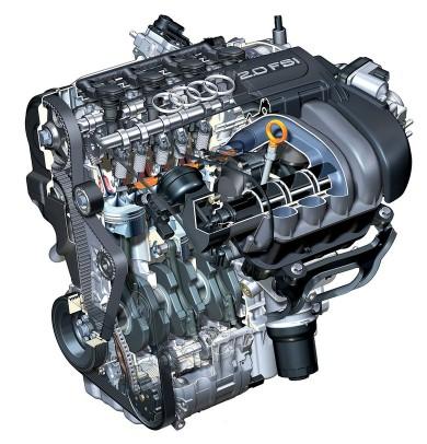 2.0 FSI / TFSI motor