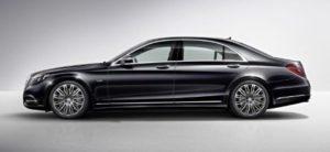 Mercedes S-Class W221 S 500