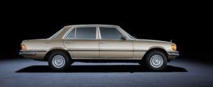 Mercedes-Benz S-Class 116: 450 SEL 6.9