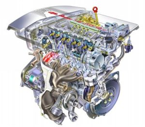 Alfa Romeo 147 motor