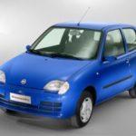 Fiat Seicento – propisane količine motornog …
