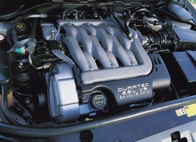 Ford Mondeo 3 motor