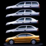 Koliko motornog ulja ide u Opel Astra G (1998 – 2004) ?