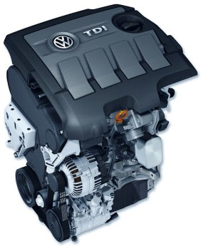 Volkswagen 1.9 TDI motor
