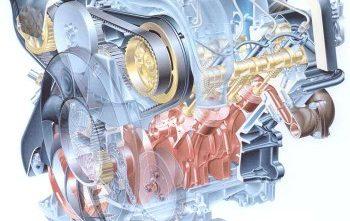 2.5 TDI motor