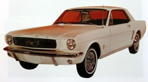 Ford Mustang 1964. - 1966.