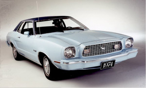 Ford Mustang 1974. - 1978.