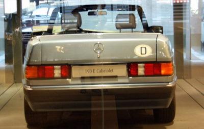 Mercedes-Benz 190E Cabriole