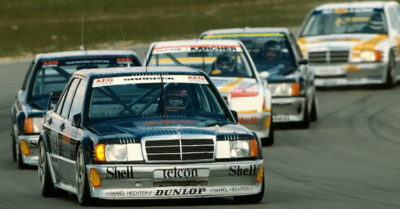 Mercedesa 190 E 2.5-16 Evolution II