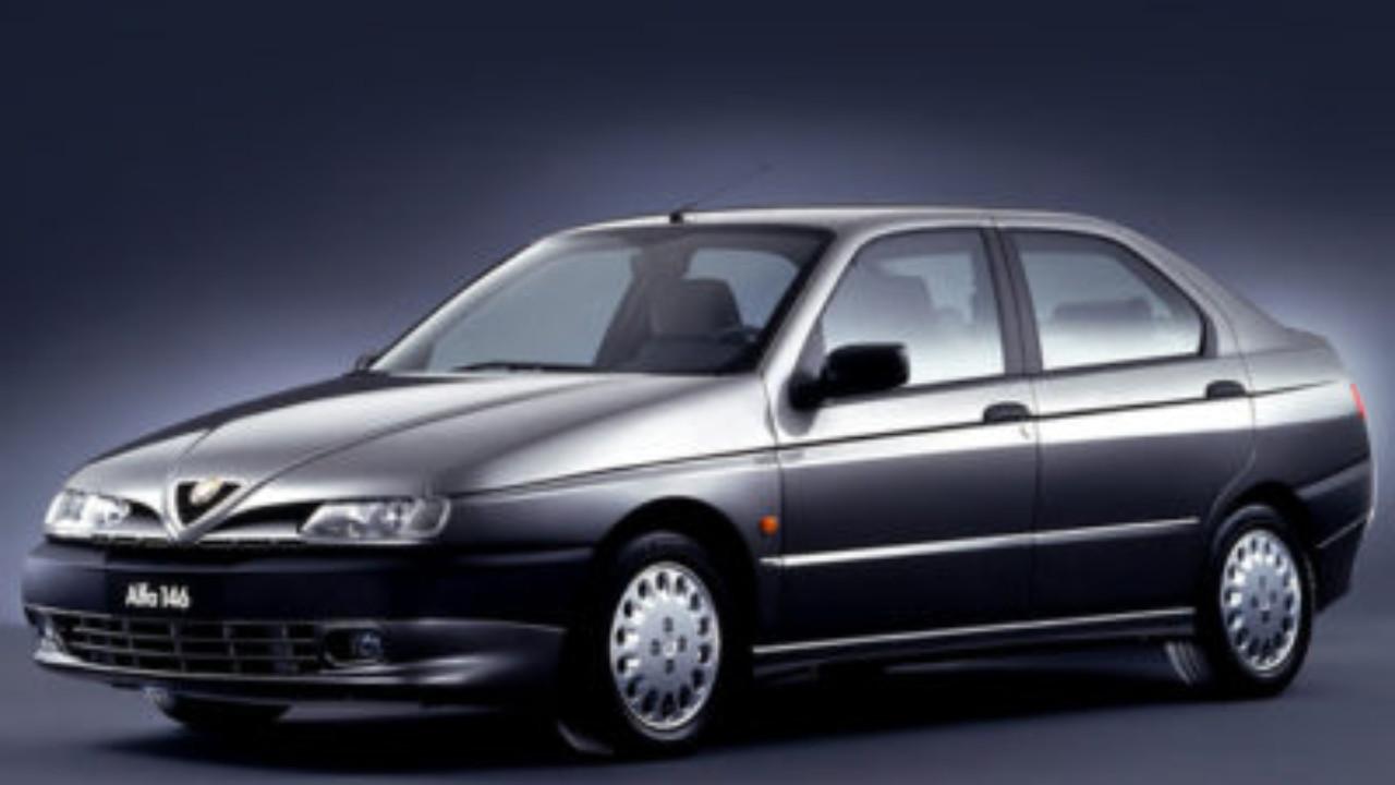Koliko Motornog Ulja Ide U Alfa Romeo 146 1994 2001 Mlfree
