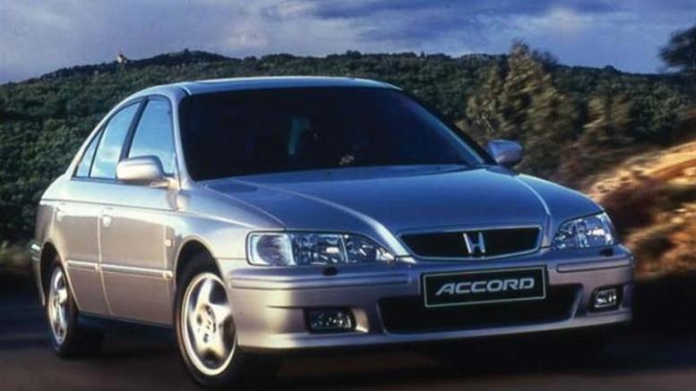 Honda Accord 1998. - 2003.