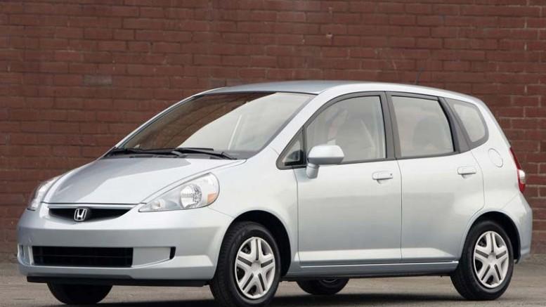 Honda Jazz 2001. - 2008.