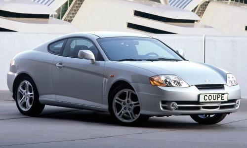 Hyundai Coupe 2002. - 2008.