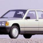 Mercedes 190 ( W201 ) – Istorija modela Mercedes 190