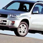 Toyota RAV4 2.gen 2000. – 2005. – Polovnjak