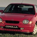 Toyota Corolla 1996. – 2002. – polovnjak, motori, kvarovi