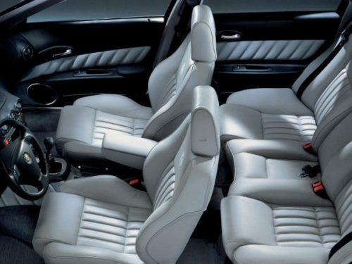 Alfa Romeo 166 - Unutrašnjost