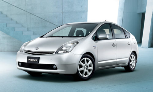 Toyota Prius 2. gen