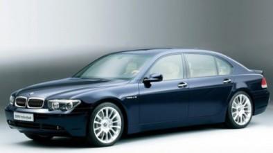 BMW serija 7 E65