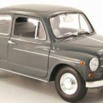 FIAT 600 – Istorija modela Fiat 600