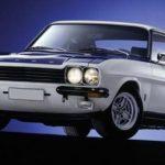 Ford Capri – Istorija modela Ford Capri
