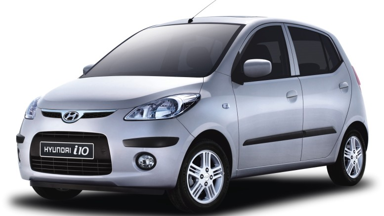Hyundai i10 2007