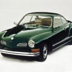 Vw Karmann Ghia – elegantna Buba – istorija modela