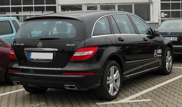 Mercedes R klasa