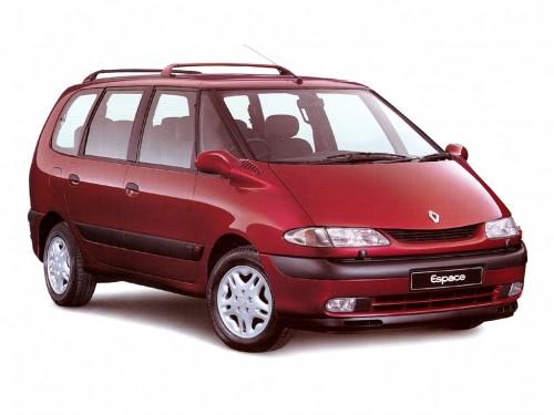 Renault Espace 1997. - 2002.