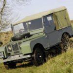 Land Rover – Istorija