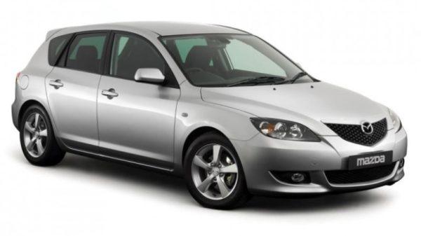 Mazda 3 1.gen.