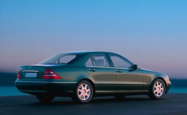 MercedesS klasa W220