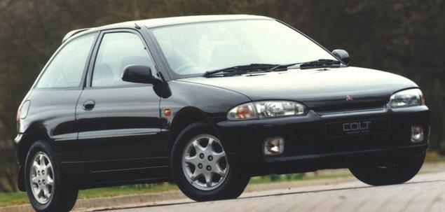 Mitsubishi Colt 1994. - 2004.