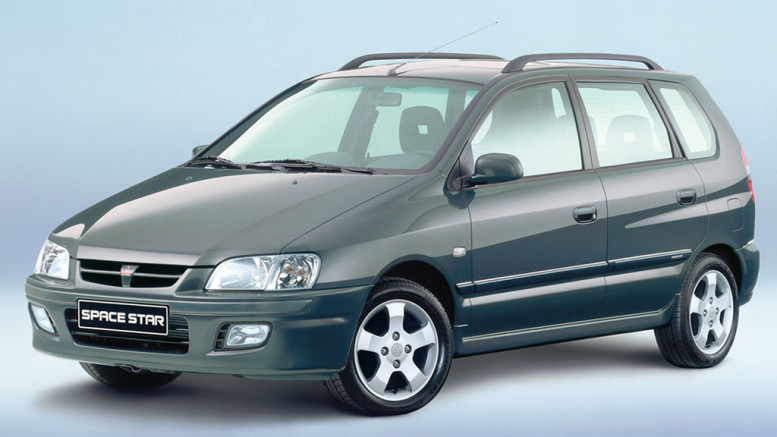 Mitsubishi Space Star 1998 - 2006