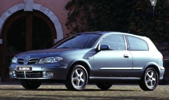 Nissan Almera 2000. – 2006.