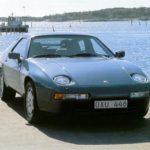 Porsche 928 – Istorija modela