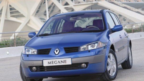 Renault Megan 2.gen.