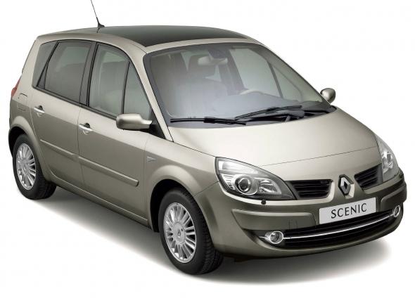Renault Scenic 2003. - 2009.