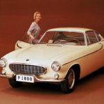 Volvo P1800 1961. – 1973. – Istorija modela