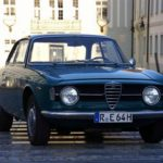 Alfa Romeo 1300 GT Junior – Istorija modela
