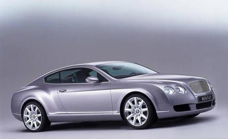 """Prva generacija """"kontinentala GT"""" iz 2003. godine, nastalog pod upravom Folksvagena"""