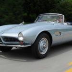 BMW 507 1956. – 1959.  – Istorija modela