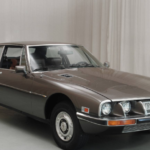 Citroen SM – Istorija modela