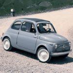 Fiat 500 – Istorija modela