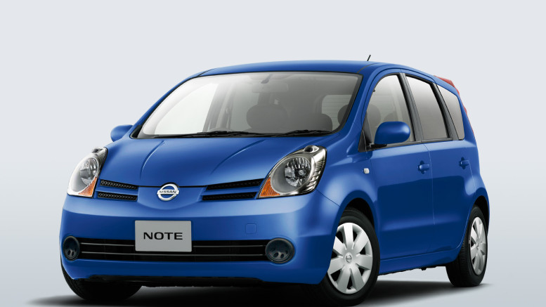 Nissan Note 2004 - 2013
