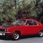 Opel Manta – Istorija modela