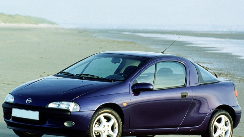 Opel Tigra I