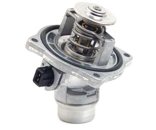 Električno upravljani termostat s priključkom za grejući element (BMW AG)
