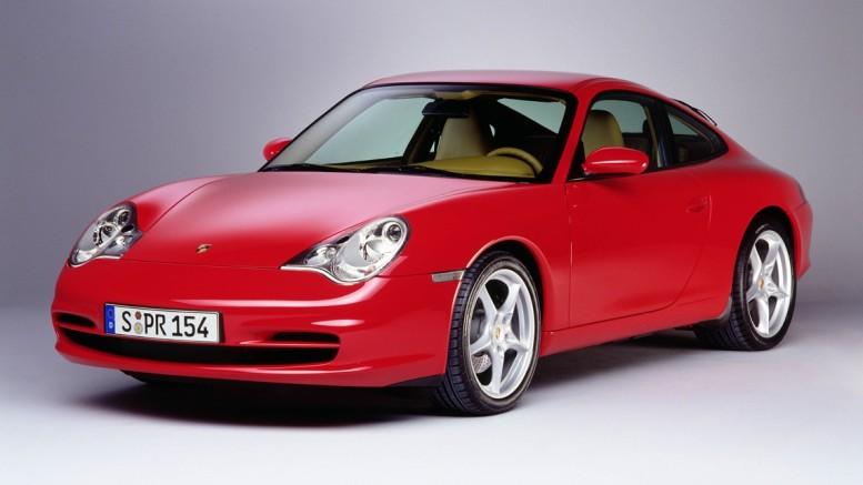 Porsche 911 1997. – 2003.